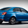 Geely Emgrand 7 new 2018