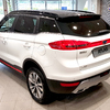 Geely Atlas Tuning